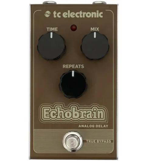 """TC Electronic """"Echobrain"""" Analog Delay"""
