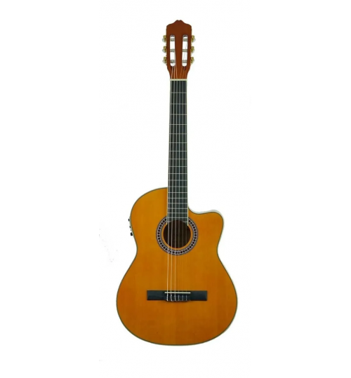 Guitarra electroacústica Deviser L-320 KL