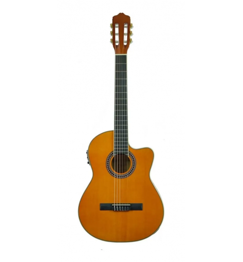 Guitarra electroacústica Deviser L-330 KL