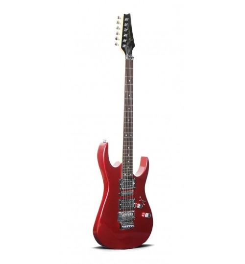 Guitarra Eléctrica Deviser L-G5 MRD, Floyd Rose