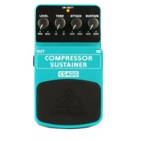 Behinger compressor/sustainer CS400