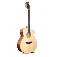 Guitarra electroacústica profesional Sevillana 2101 N