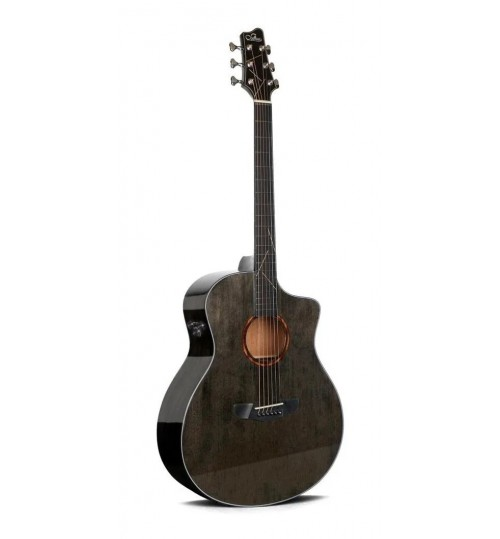Guitarra electroacústica profesional Sevillana 2101 BK